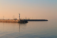 Mała latarnia morska Zdjęcia Stock