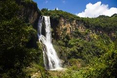 MA linghe Wasserfall Stockbilder