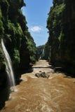 MA linghe Wasserfall Lizenzfreie Stockbilder