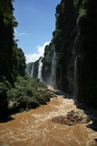 MA linghe Wasserfall Stockfoto