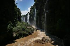 MA linghe Wasserfall Lizenzfreies Stockbild