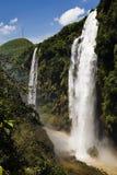 MA linghe Wasserfall Stockfotos