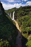 MA linghe Wasserfall Lizenzfreie Stockfotos