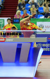Ma Long (CHN) Royalty Free Stock Photo