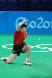 MA Long at the Olympic Games in Rio 2016. Stock Photo