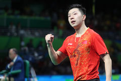 MA Long at the Olympic Games in Rio 2016. Stock Photos