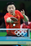 MA Long at the Olympic Games in Rio 2016. Royalty Free Stock Photo