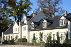 Mán Muskau en Alemania Imágenes de archivo libres de regalías
