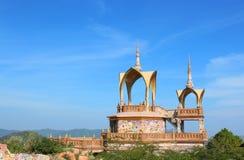 Mała pagoda (Wat Pha Sorn Kaew) Zdjęcie Stock