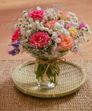 ma piekne róże Obraz Royalty Free