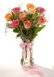 ma piekne róże Zdjęcia Royalty Free