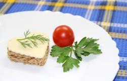 Mała porcja jedzenie Zdjęcie Royalty Free
