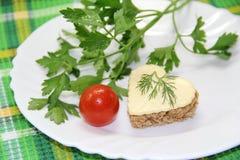 Mała porcja jedzenie Obraz Royalty Free