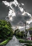 Ma rue Image libre de droits