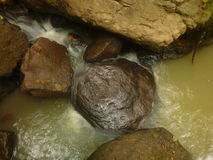 Mała rzeka Zdjęcie Royalty Free