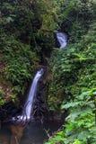 Mała siklawa w Costa Rica zdjęcia stock