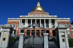 MA State House Royalty Free Stock Photos