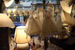 Mała suknia Obrazy Royalty Free