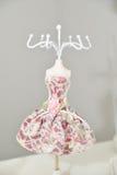 Mała suknia Obraz Stock