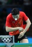 MA Tęsk przy olimpiadami w Rio 2016 Zdjęcie Stock