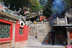A-Ma temple, Macao Stock Photo