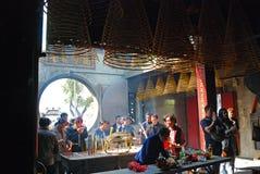 A-Ma temple, Macao Stock Image
