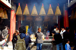 A-Ma temple, Macao Royalty Free Stock Photography