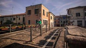 Ma?a ulica przyleg?y do Riviera Mazzini w Lendinara zdjęcie wideo