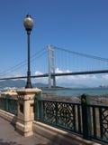 Ma van Tsing brug Stock Afbeelding