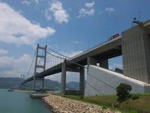 Ma van Tsing brug Stock Foto