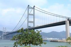 Ma van Tsing brug Stock Foto's