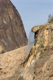 Ma`in Waterfall Jordan Stock Photography