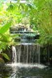 mała wodospadu Obrazy Royalty Free