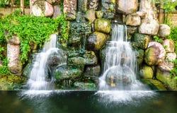 mała wodospadu Fotografia Stock
