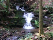 mała wodospadu Obraz Stock