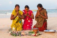Mały Andaman India, Jan, - 29, 2013: Kobiety Zdjęcia Stock