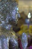 Mały Buddha w katedrze Zdjęcie Royalty Free