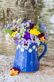 Mały bukiet wiosna kwiaty Fotografia Stock