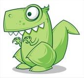 Mały dinosaur Zdjęcie Stock