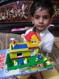 Mały dom Fotografia Stock
