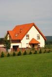 mały dom Obraz Stock