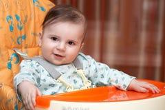 mały dzieciaka portret obrazy royalty free
