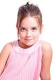 mały dziewczyna portret zdjęcie royalty free
