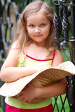 mały dziewczyna portret Fotografia Stock