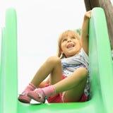 mały dziewczyny obruszenie Fotografia Stock