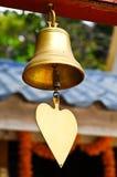 Mały dzwon Fotografia Stock
