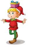 Mały elf Obraz Stock