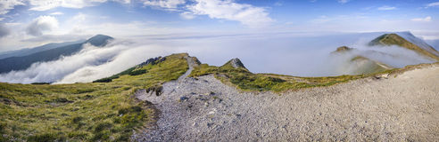 Mały Fatra park narodowy Zdjęcia Royalty Free