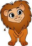 Mały lew Zdjęcie Royalty Free