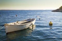 Mały marina w Adriatic morzu Zdjęcie Royalty Free